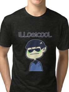 illogicool Tri-blend T-Shirt