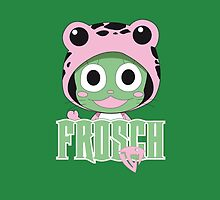 Frosch thinks so too! by JalbertAMV