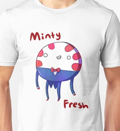Peppermint butler minty fresh Unisex T-Shirt