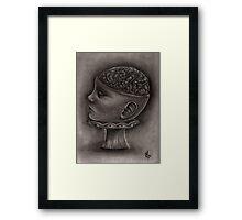 Baby Brain Framed Print