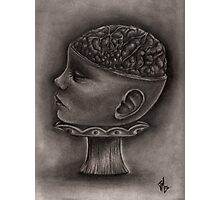 Baby Brain Photographic Print