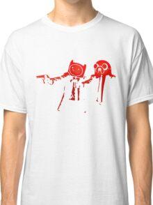 Adventure Time Pulp Fiction Classic T-Shirt