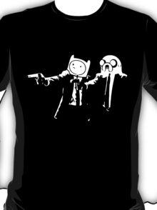 Adventure Time Pulp Fiction T-Shirt