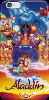 Aladdin movie poster by emilyg23