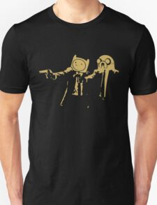 Adventure Time Pulp Fiction Unisex T-Shirt