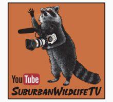 SuburbanWildlifeTV - as seen on YouTube Kids Tee