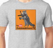 SuburbanWildlifeTV - as seen on YouTube Unisex T-Shirt