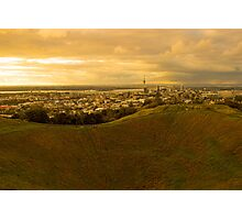 Auckland City Photographic Print