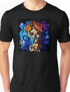 mermaid in light bulb Unisex T-Shirt