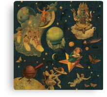 Mellon Collie and the Infinite Sadness  Canvas Print