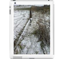 Snow 4 iPad Case/Skin