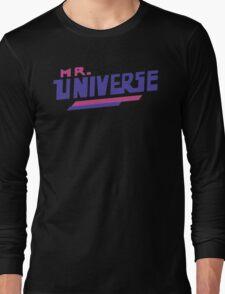 Mr. Universe Long Sleeve T-Shirt