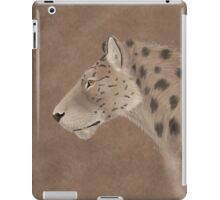 Homotherium latidens iPad Case/Skin