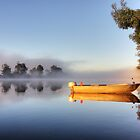 Bellingen River by Christopher Meder
