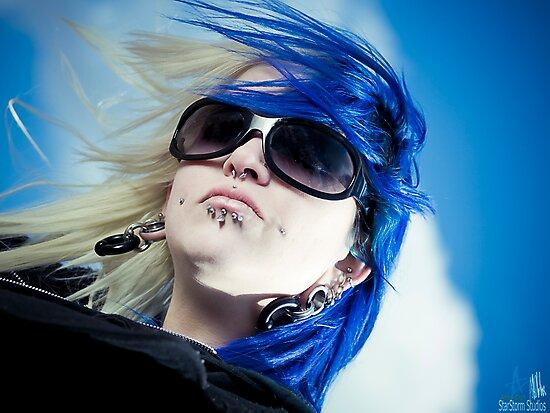 Blue by Anna Achmatowicz- Otok