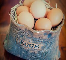 Eggs by Annette Barber