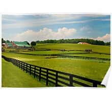 Hoarse Farm Poster