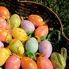 Happy Colourful Easter! by myrbpix