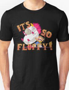 Despicable Me Fluffy Unicorn Unisex T-Shirt