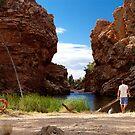 Ellery Creek Big Hole by Steven Pearce