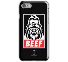 Obey Beefsquatch iPhone Case/Skin