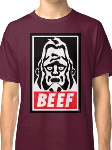 Obey Beefsquatch Classic T-Shirt