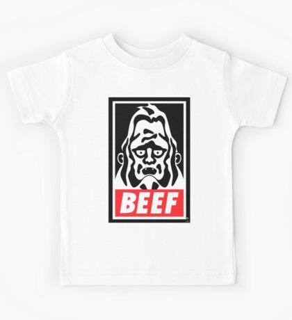 Obey Beefsquatch Kids Tee