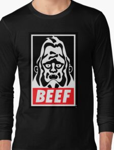 Obey Beefsquatch Long Sleeve T-Shirt