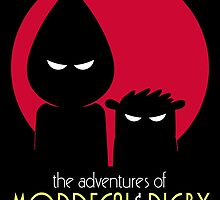The Adventures of Mordecai & Rigby by DrRoger