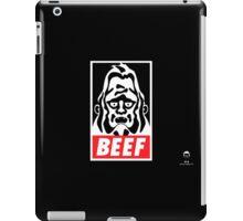 Obey Beefsquatch iPad Case/Skin
