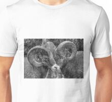 Rebel Rams Unisex T-Shirt