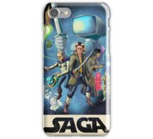 Saga - Movie Poster iPhone Case/Skin