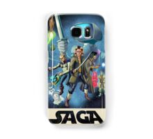 Saga - Movie Poster Samsung Galaxy Case/Skin