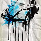 VW Beatle drip by vinpez