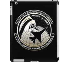 Funny Girl Scout Parody iPad Case/Skin
