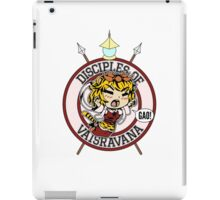 Shou Toramaru & the Disciplines of Vaisravana iPad Case/Skin