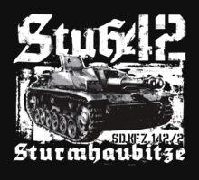 StuH 42 by deathdagger