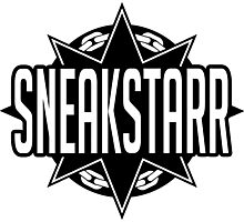 Sneakstarr Photographic Print