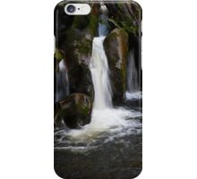 Taggerty Cascades #5 iPhone Case/Skin