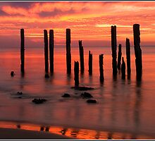 Port Willunga by Morgan Smith