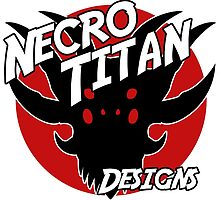 Necro Titan Designs by Riki Quin