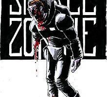 SPACE ZOMBIE by Duncan Maclean