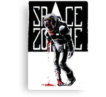 SPACE ZOMBIE Canvas Print
