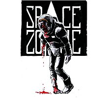 SPACE ZOMBIE Photographic Print