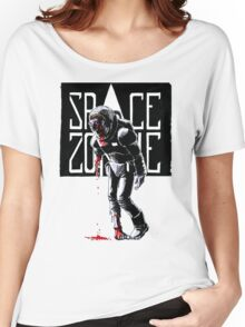 SPACE ZOMBIE Women's Relaxed Fit T-Shirt