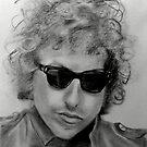 Bob Dylan by Smogmonkey