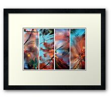 Time Has Told Me Framed Print