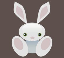 Little Blue Baby Bunny - The Wisley Kids Clothes
