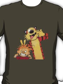 calvin and hobbes yucks T-Shirt