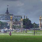 City Life by Magi